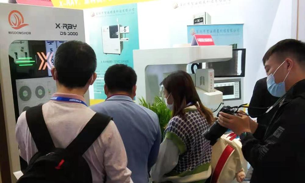 智诚精展科技上海NEPCON China 2021 盛大展会持续进行!(图6)